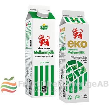arla eko mjölk